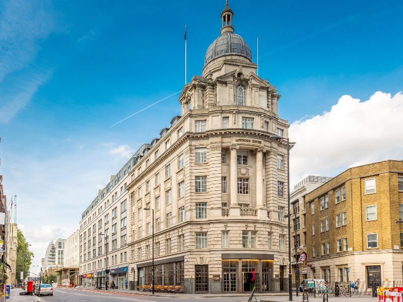 Londres - Travelodge London City Road 3*